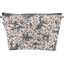 Trousse de toilette  toile de jouy marine