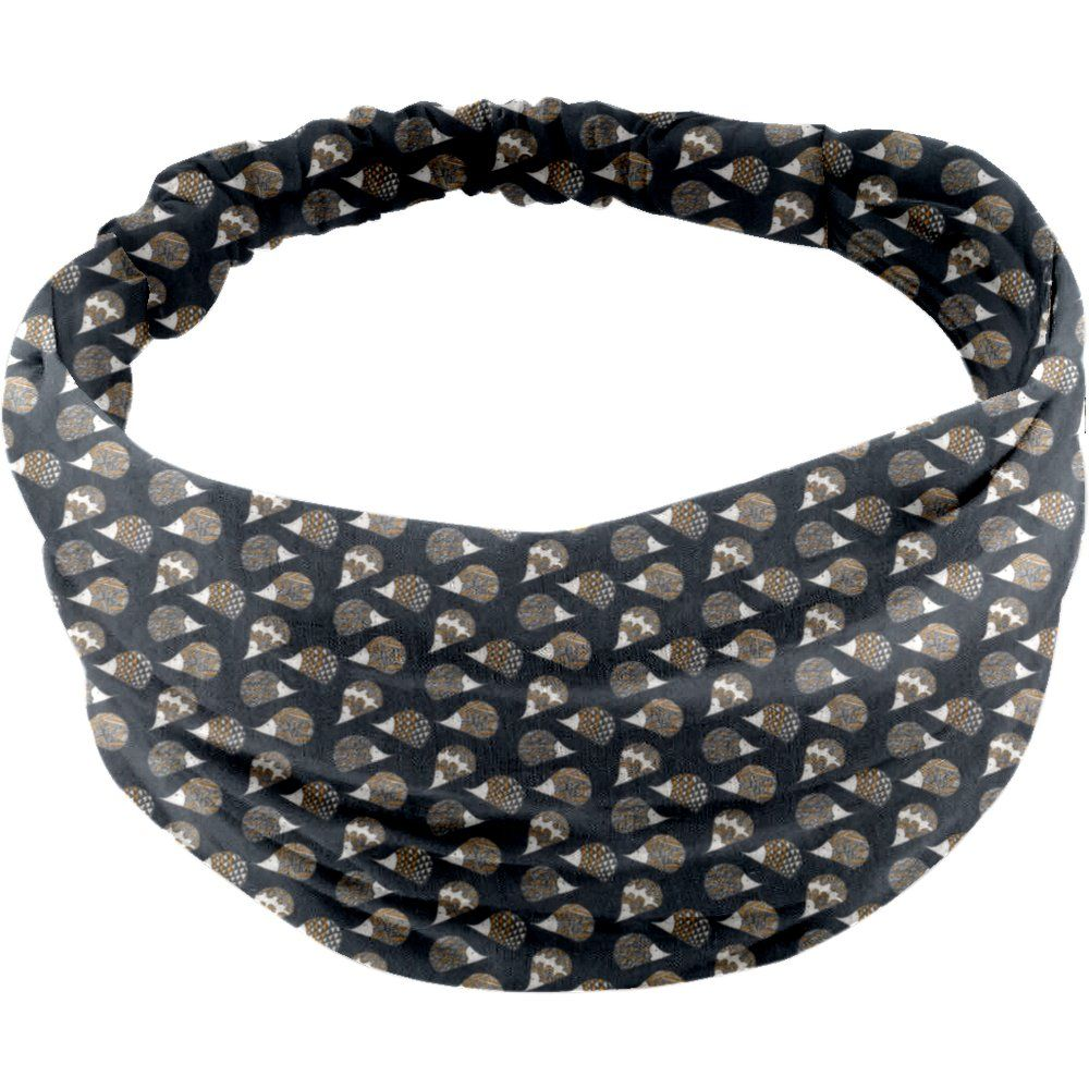 Headscarf headband- Baby size  hedgehog