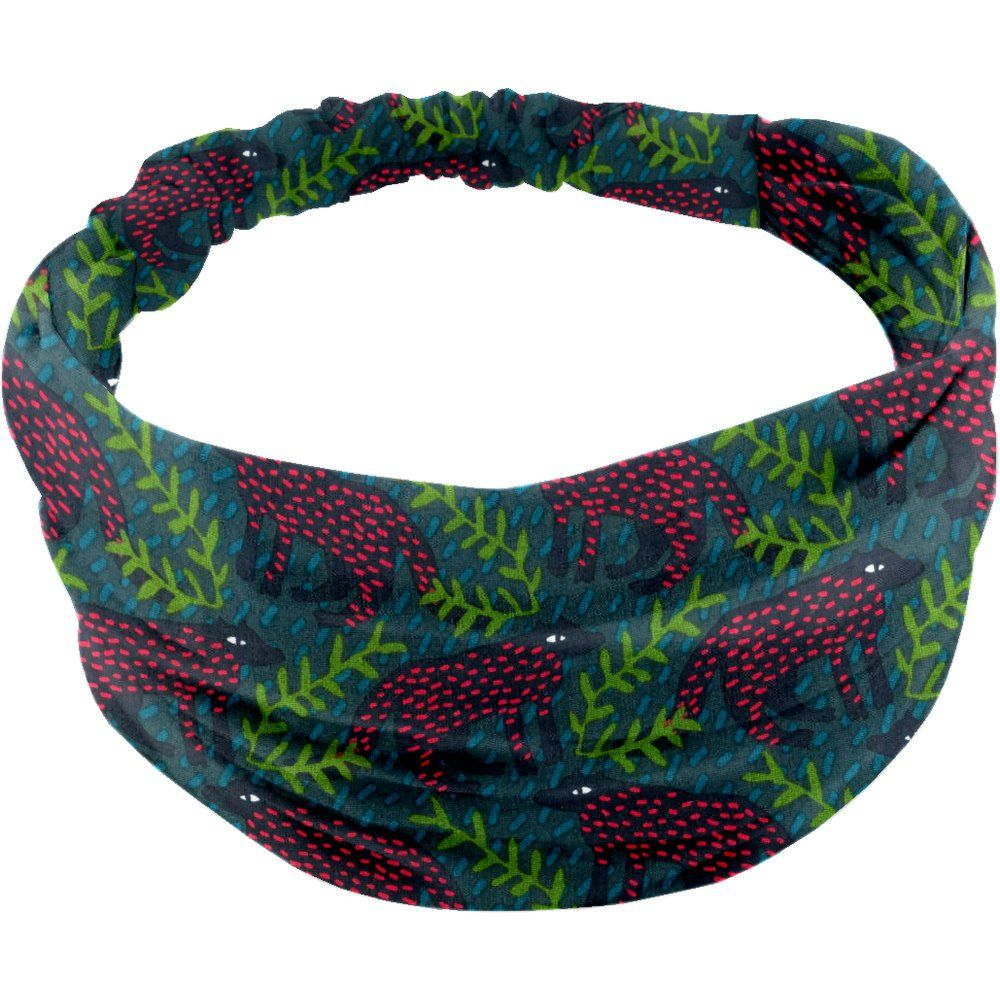 Headscarf headband- Baby size wolf of the woods