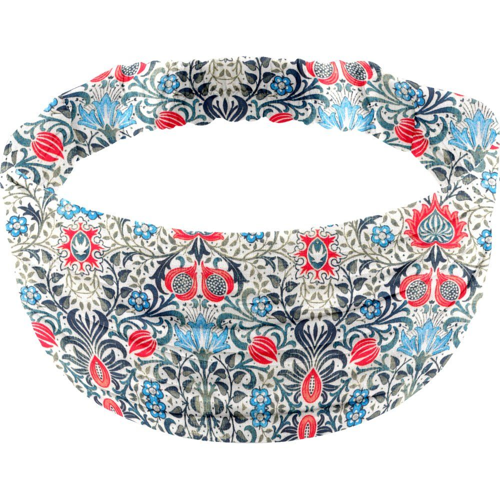 Headscarf headband- child size azulejos