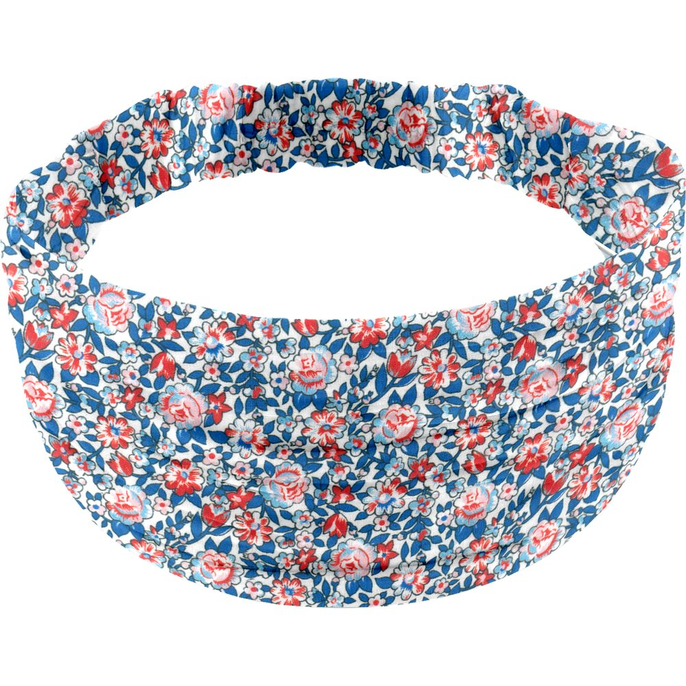 Headscarf headband- child size flowered london