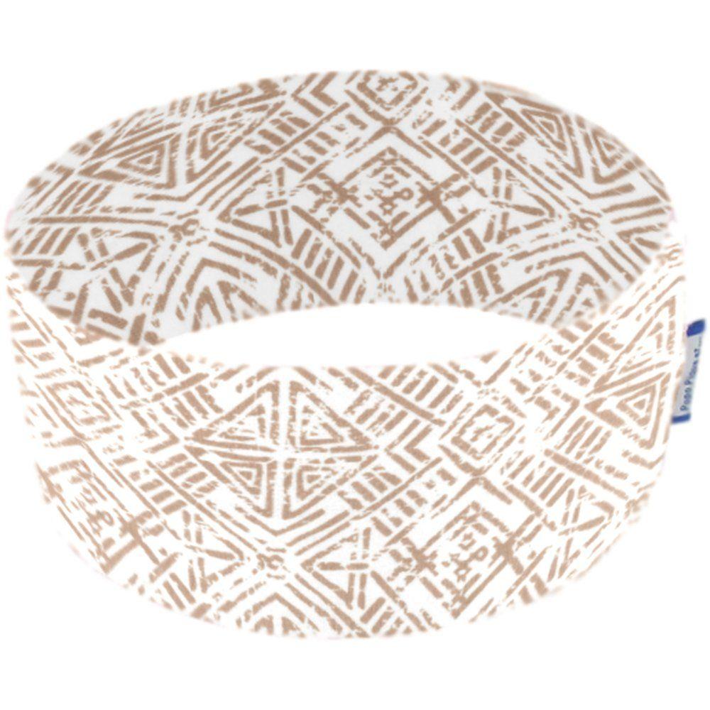 Turbantes elasticos ethnique sable