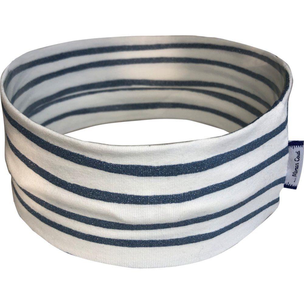 Stretch jersey headband