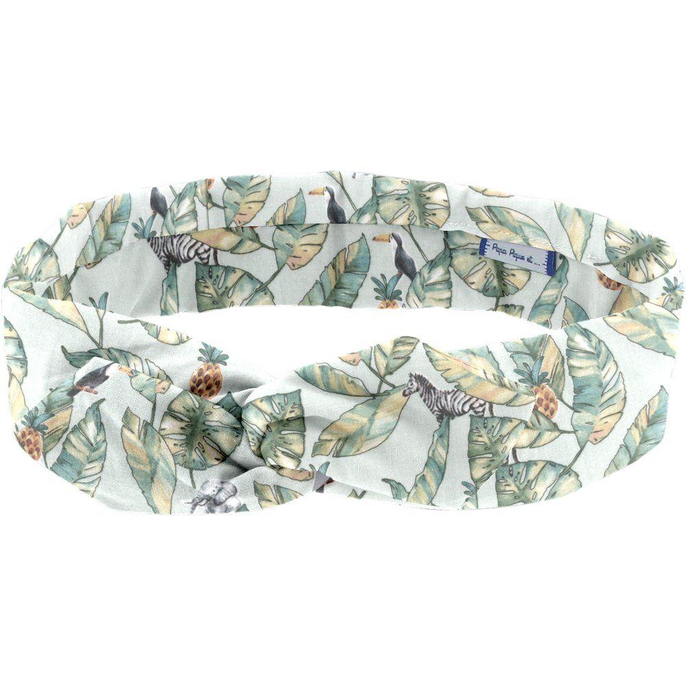 Wire headband retro paradizoo mint