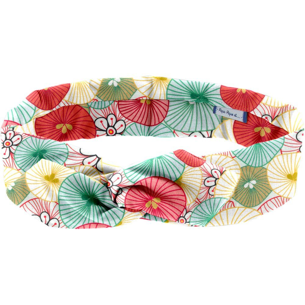 Bandeau vintage ombrelles