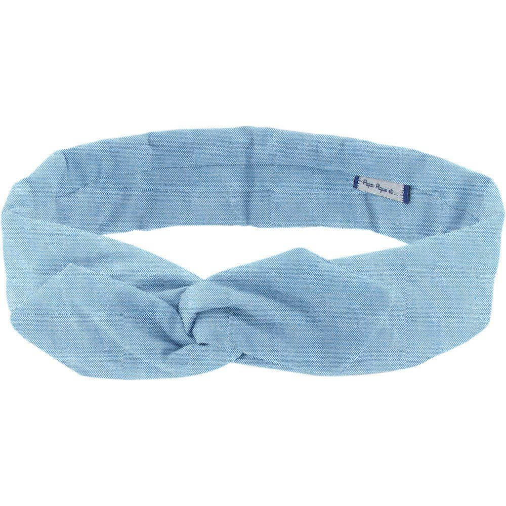 Wire headband retro oxford blue