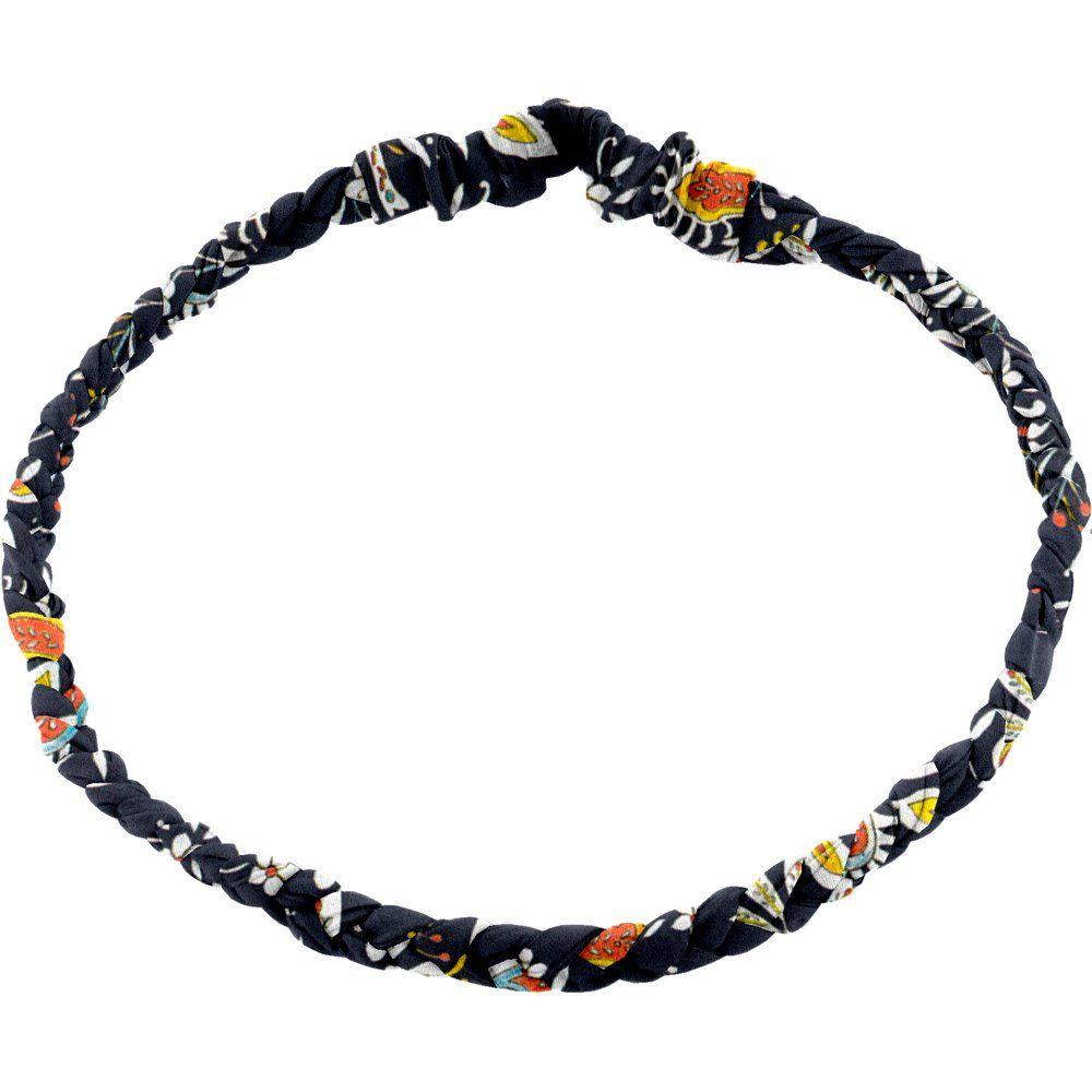 Plait hairband-children size lyrebird