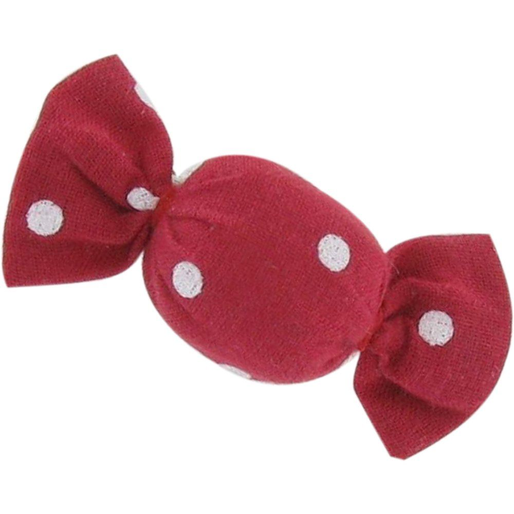 Mini sweet hairslide red spots