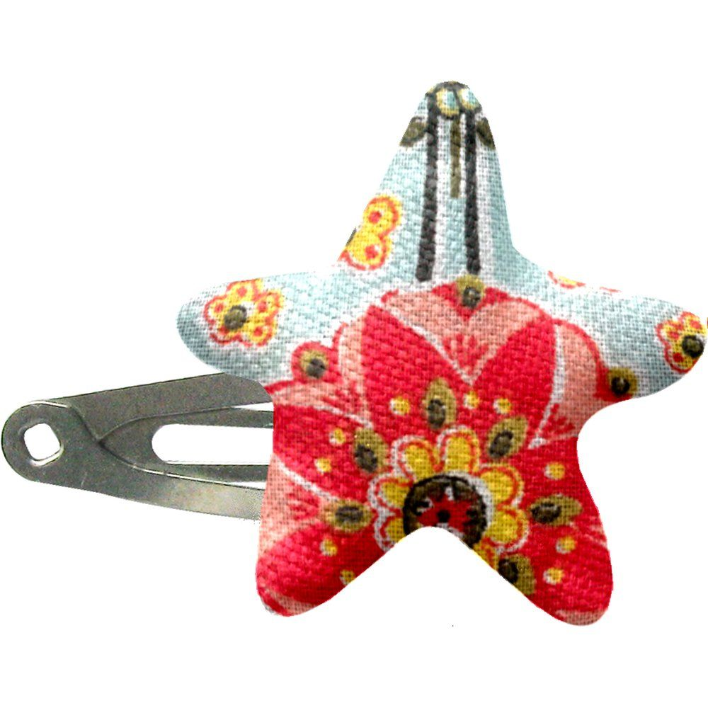 Star hair-clips  corolla