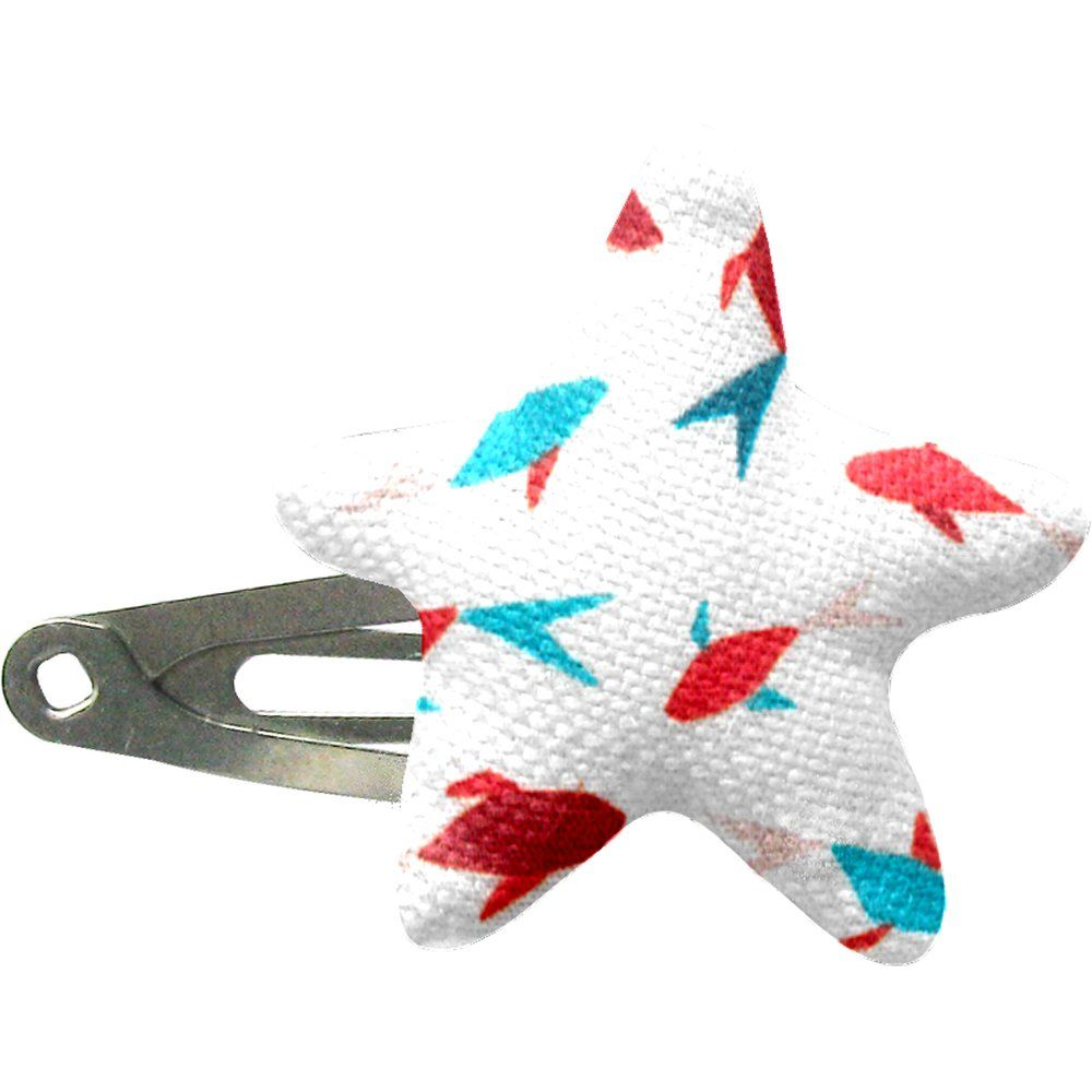 Star hair-clips swimswim