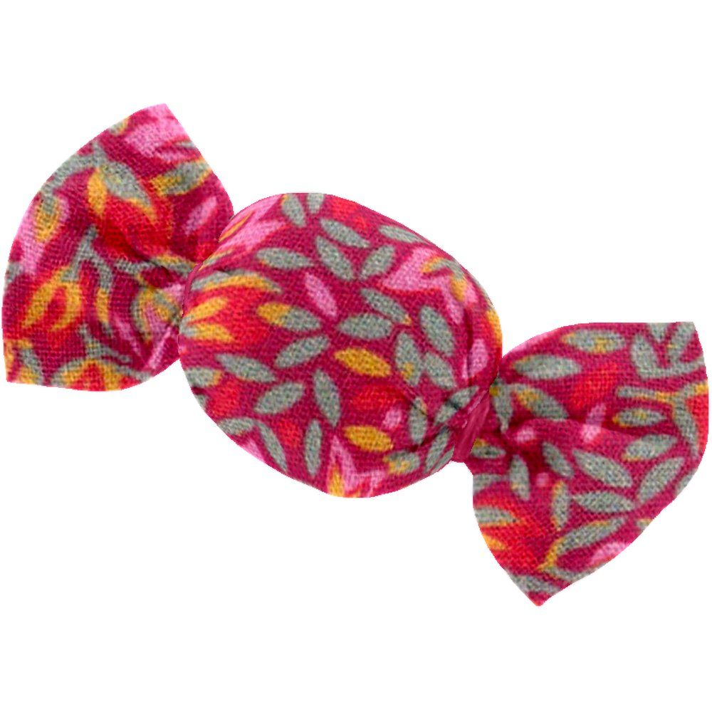 Petite barrette mini bonbon crocus groseille - PPMC e04ab105a1c