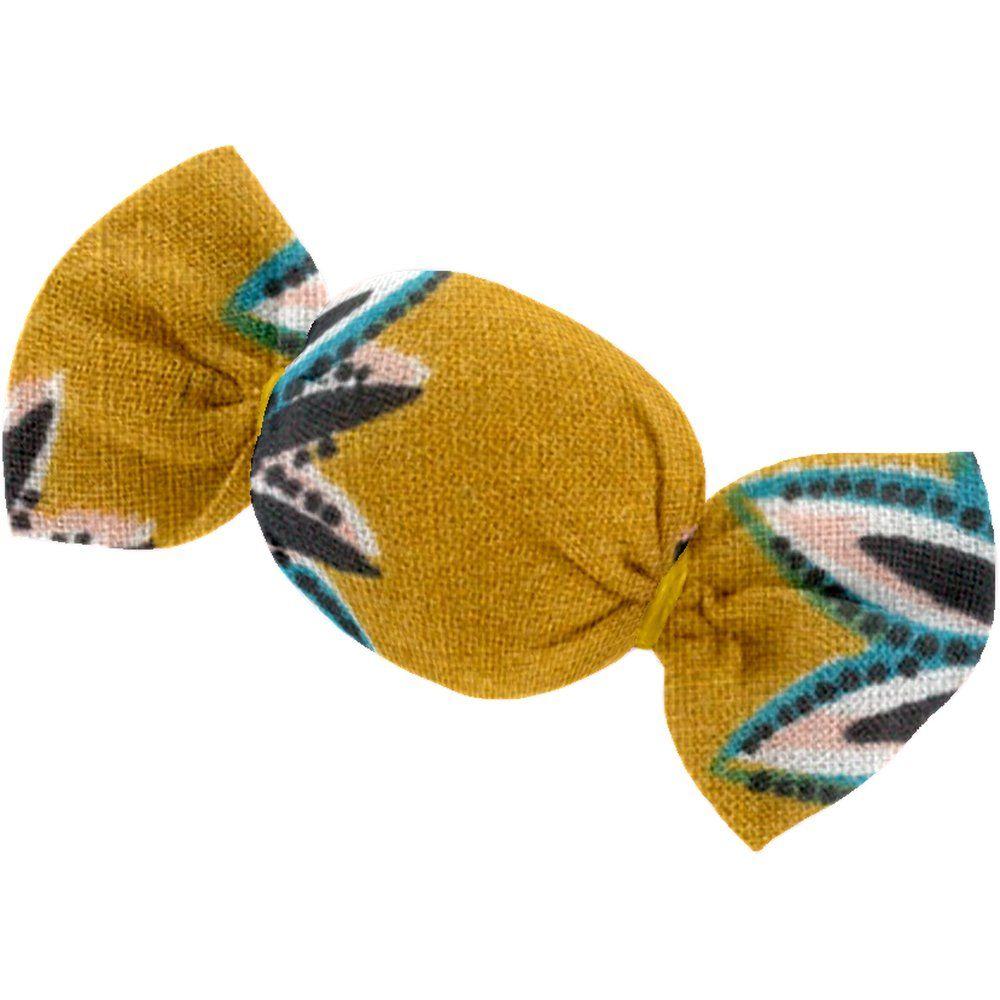 Petite barrette mini bonbon etoile anisée