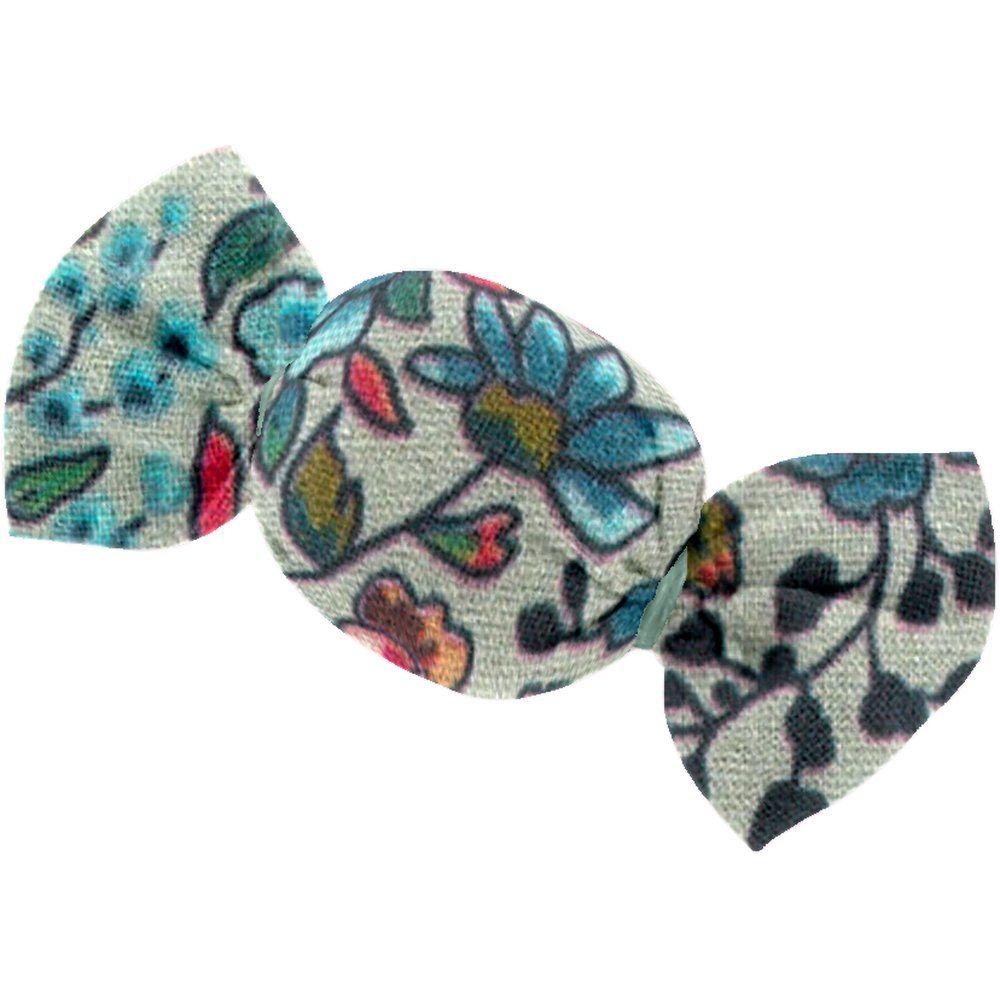 Petite barrette mini bonbon fleur mentholé - PPMC 46349117b63