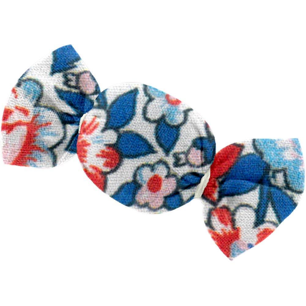 Mini sweet hairslide flowered london