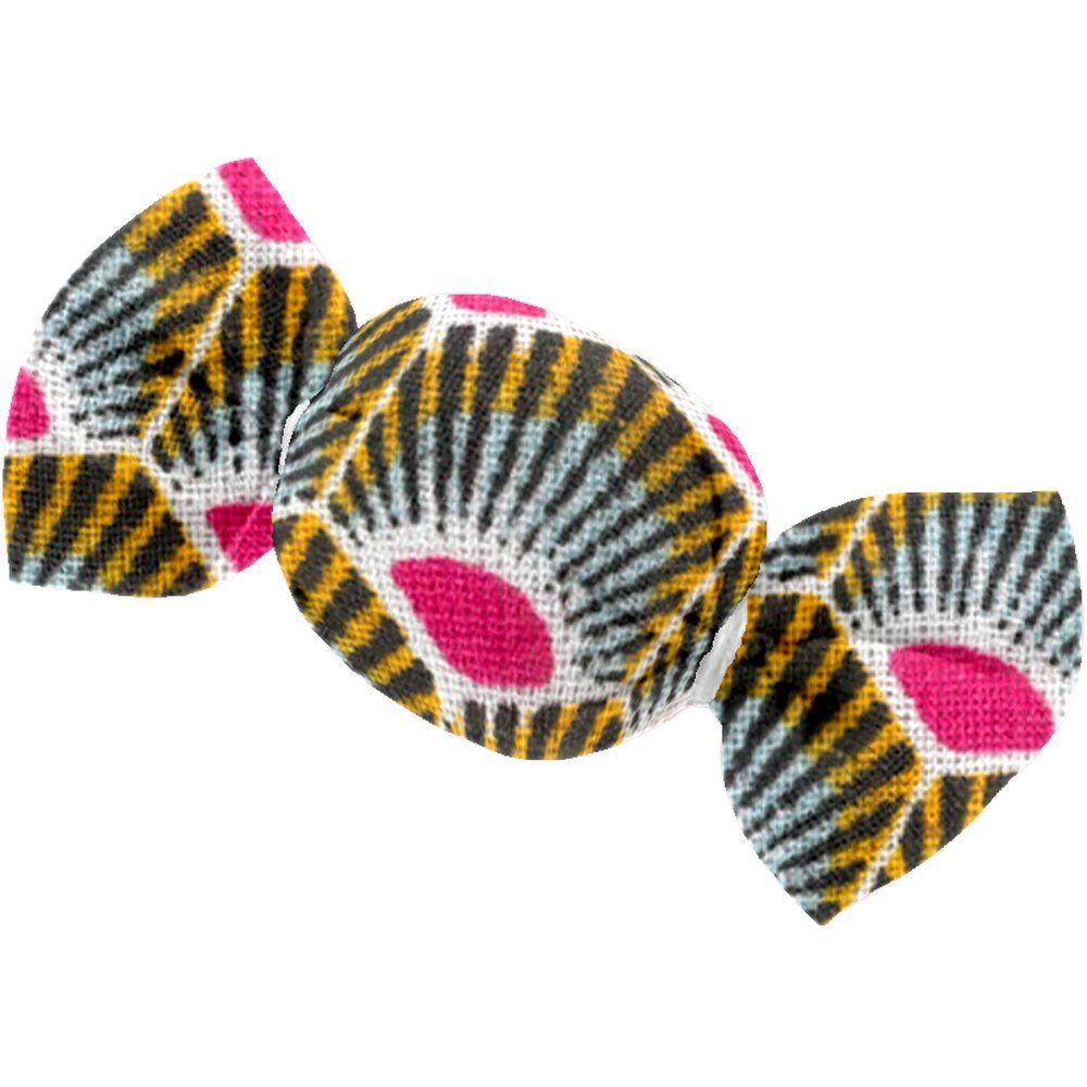 Petite barrette mini bonbon palmette