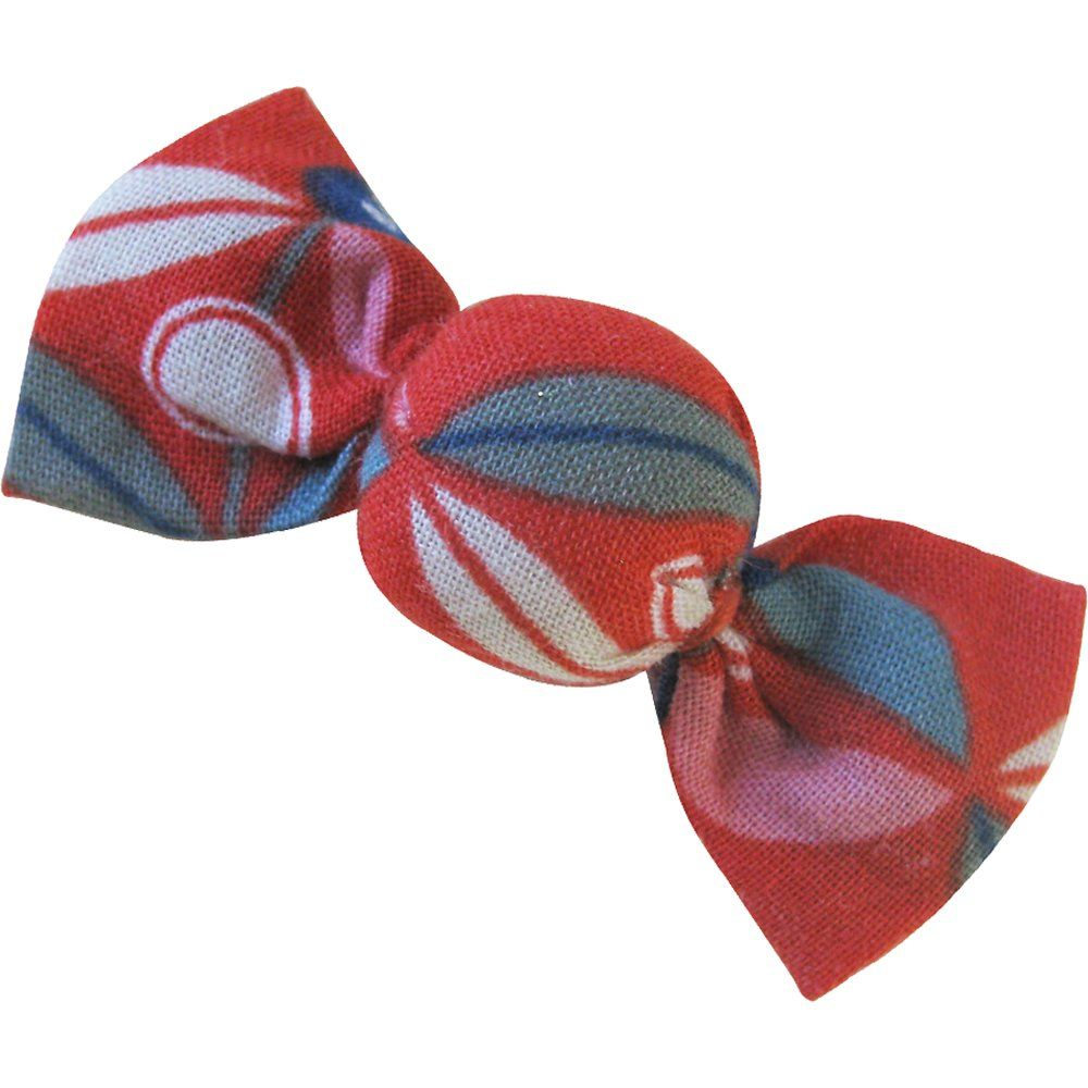 Mini sweet hairslide paprika petal