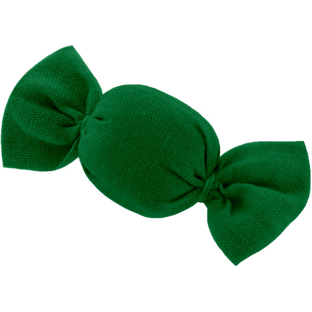 Mini sweet hairslide bright green