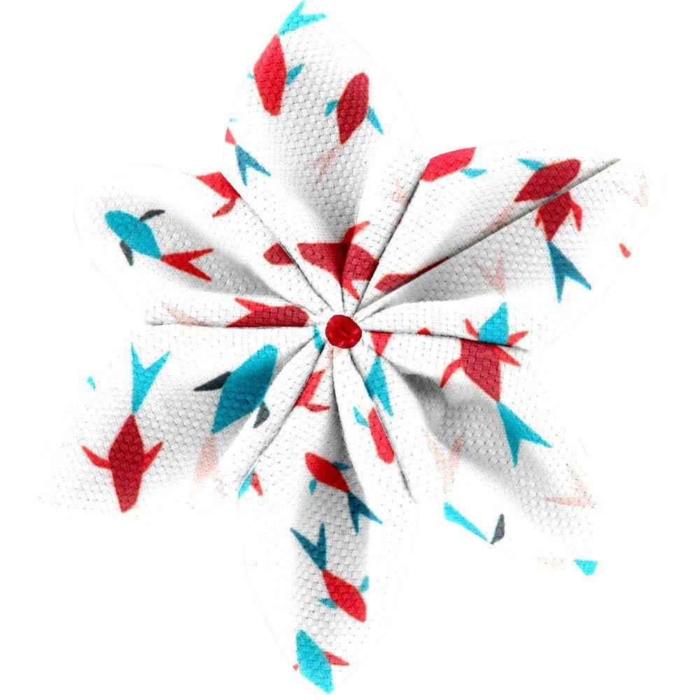 Barrette fleur étoile 4 swimswim