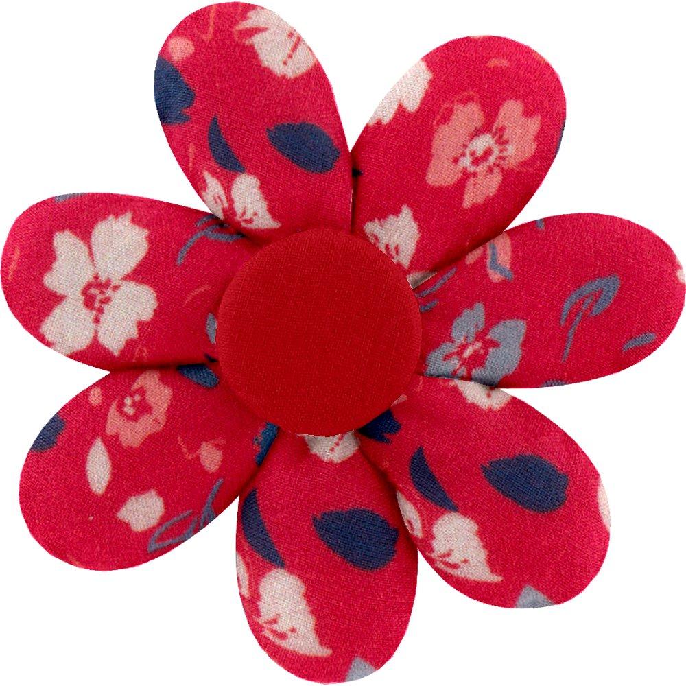 Barrette fleur marguerite hanami