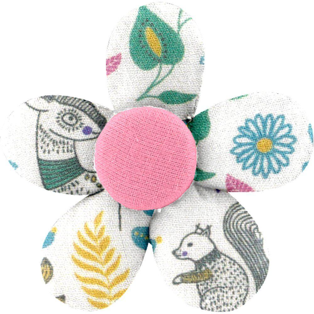 Petite barrette mini-fleur contes et légendes - PPMC 63fe8d511f2
