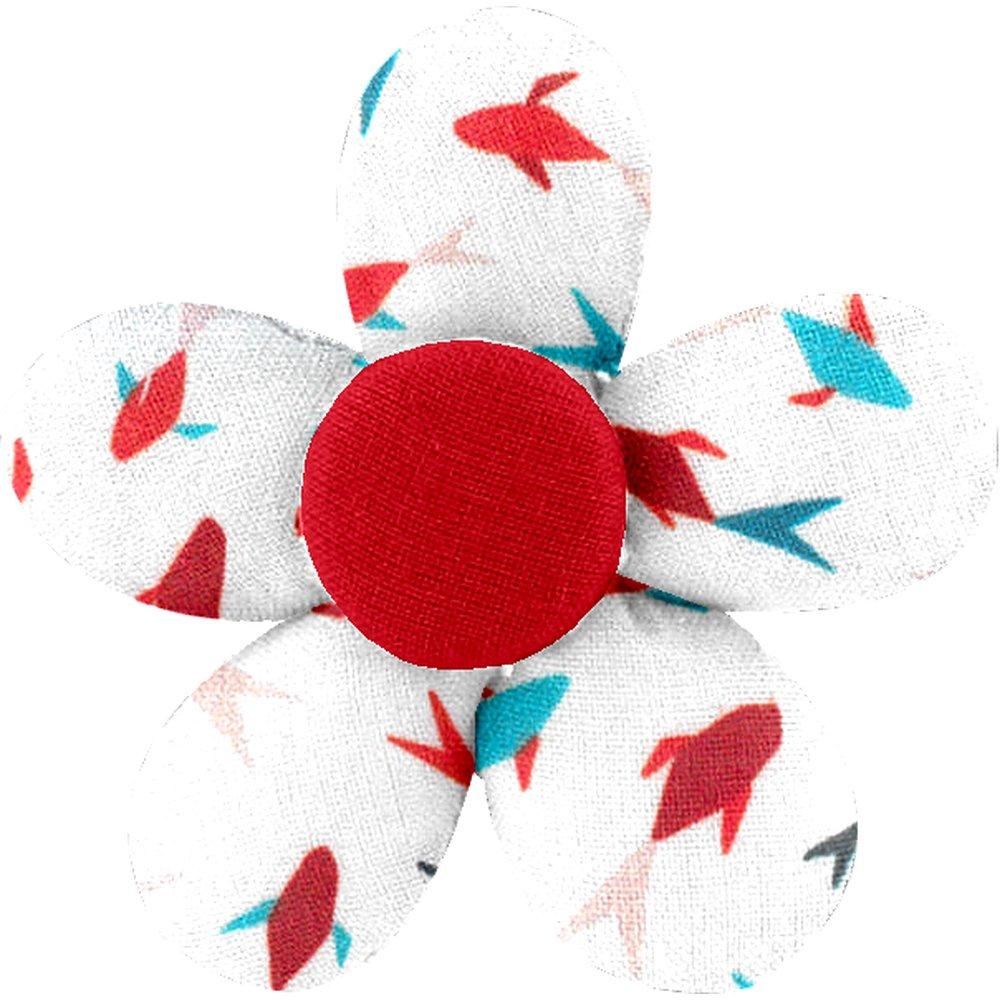 Petite barrette mini-fleur swimswim - PPMC f37ad01d919