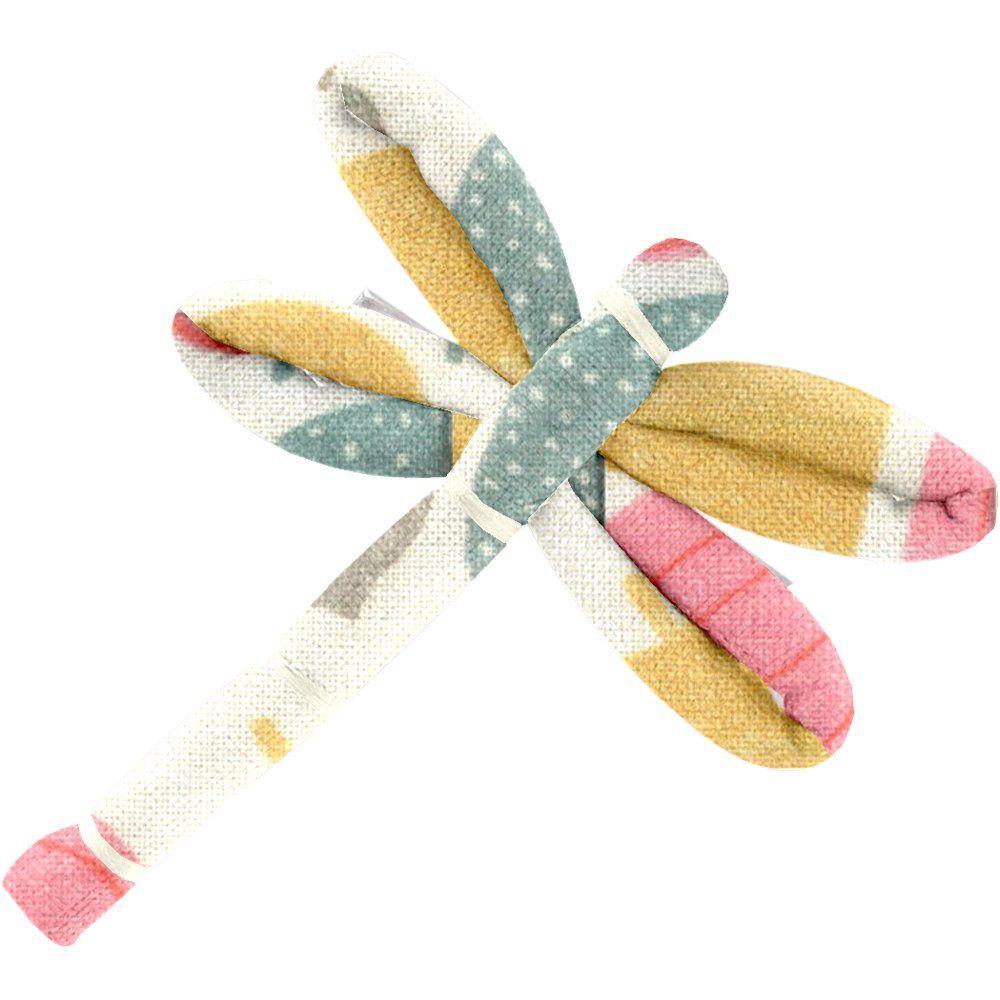 Dragonfly hair slide summer sweetness