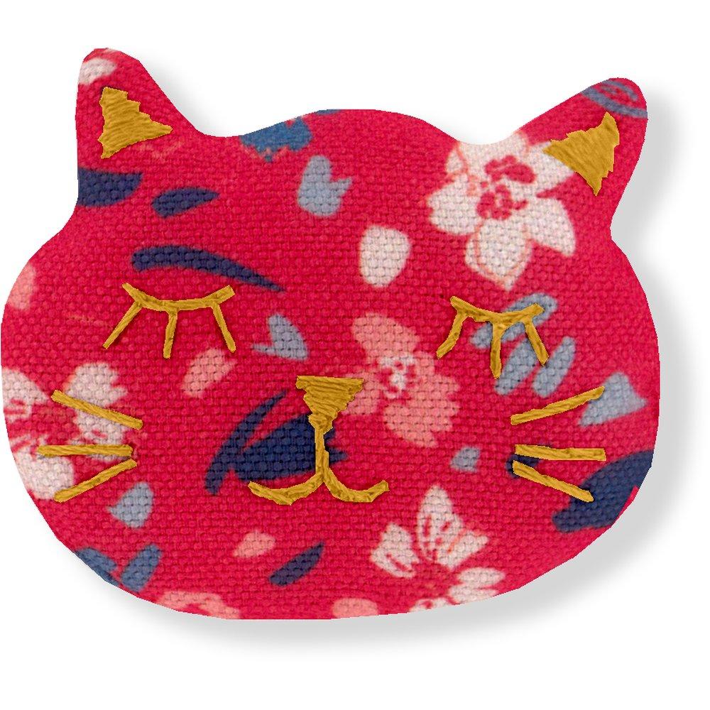 Meow hair slide hanami