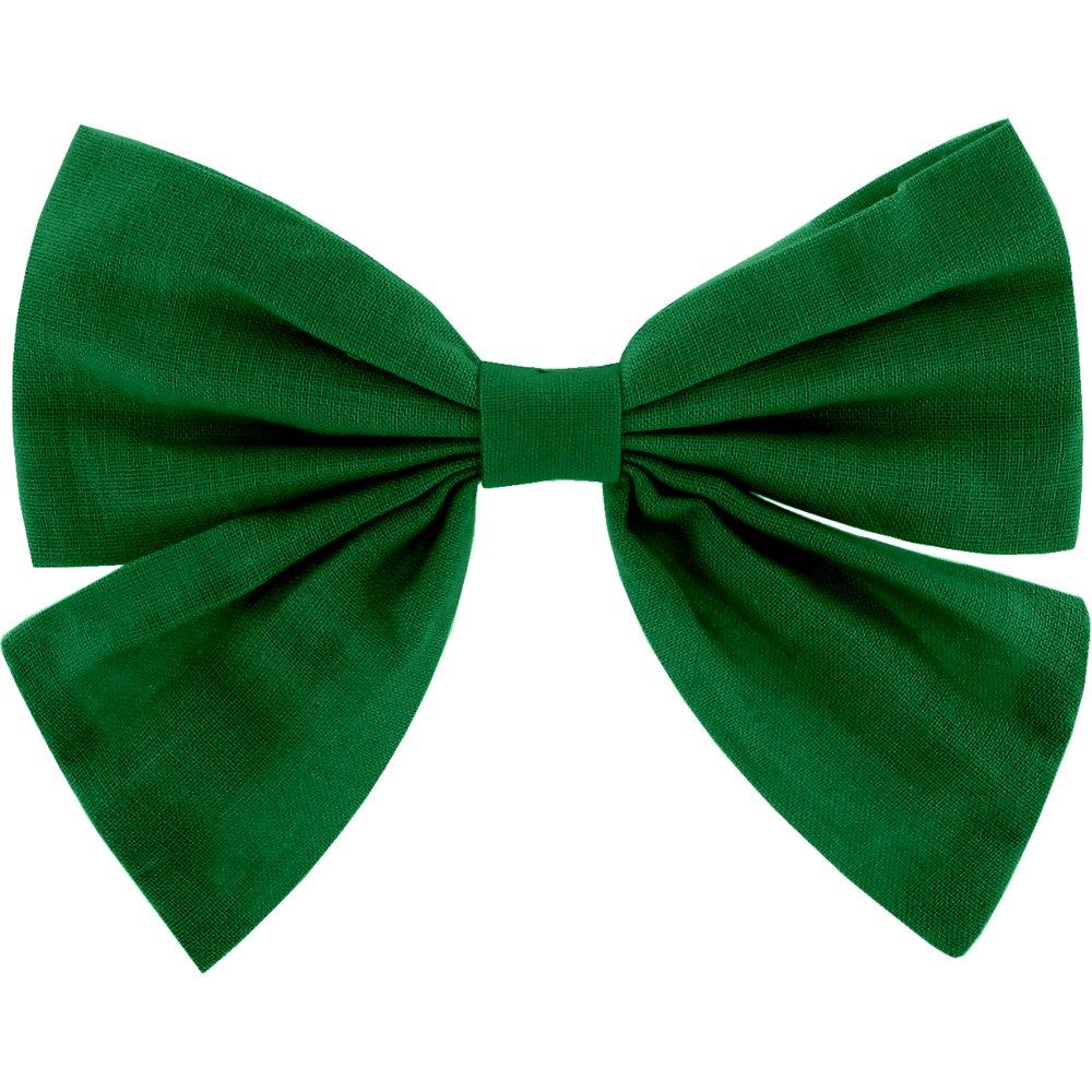 Bow tie hair slide