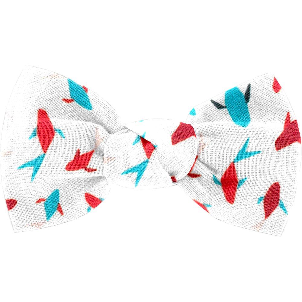 Small bow hair slide swimswim