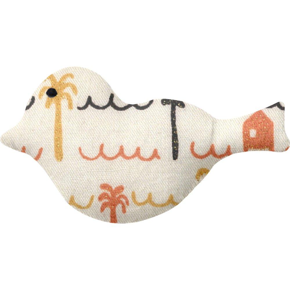 Petite barrette oiseau  copa-cabana