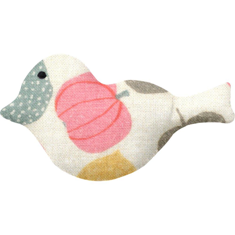 Petite barrette oiseau douceur d'été