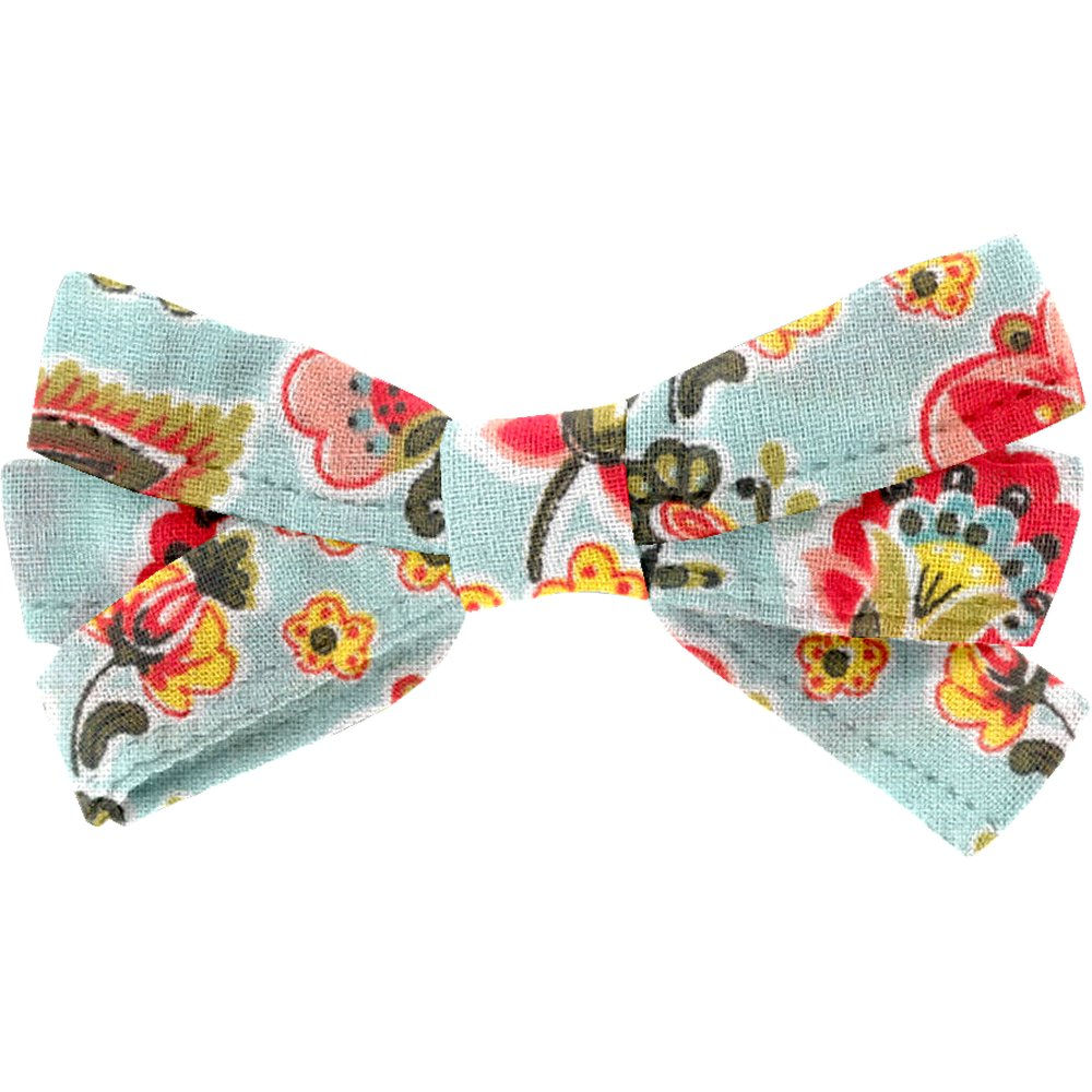 Ribbon bow hair slide  corolla
