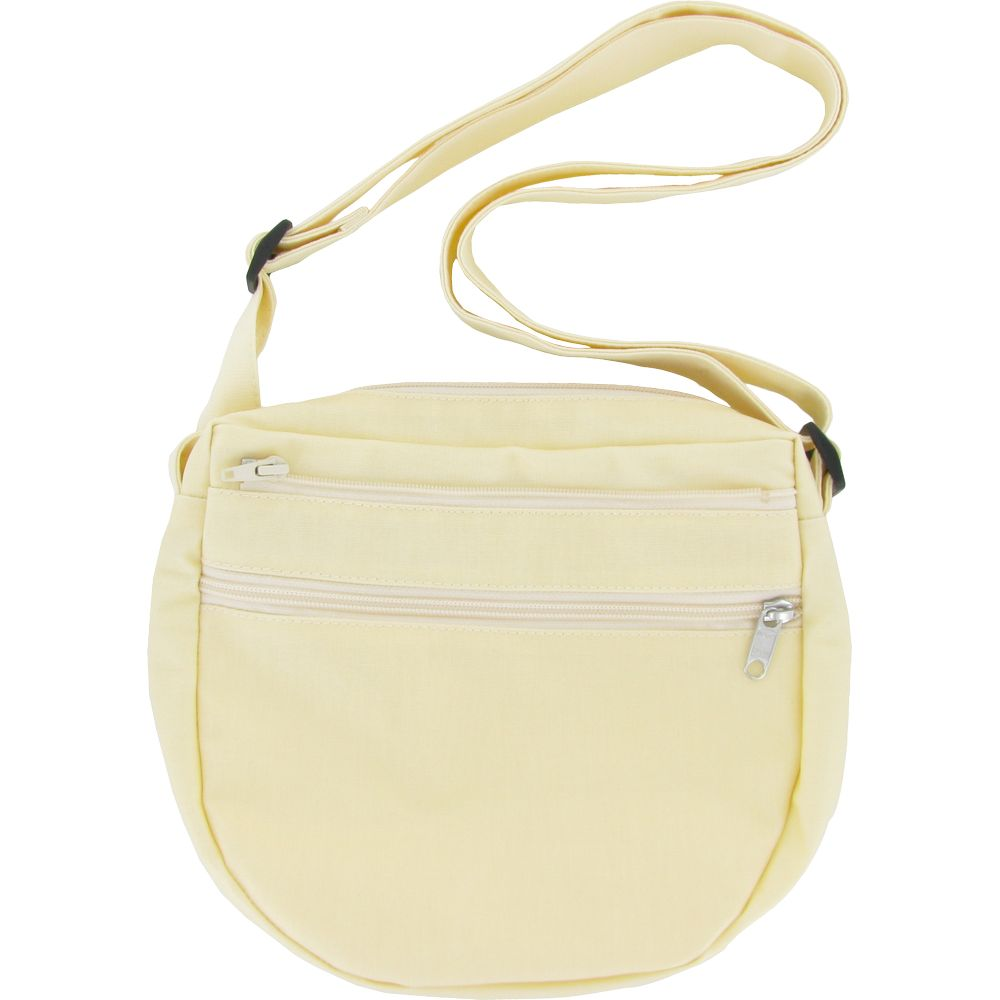 Base of small saddle bag ivory