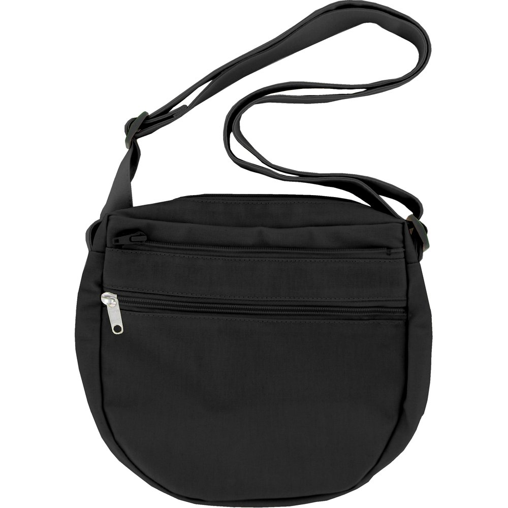 Base of small saddle bag black
