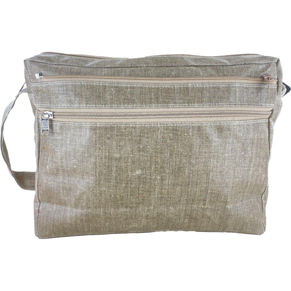 Base of satchel bag lin verso