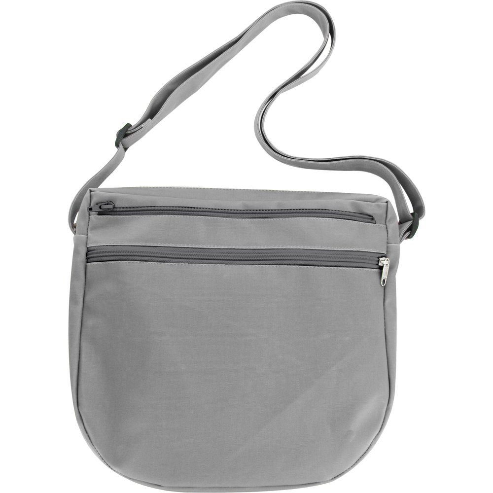 Base of saddle bag  grey