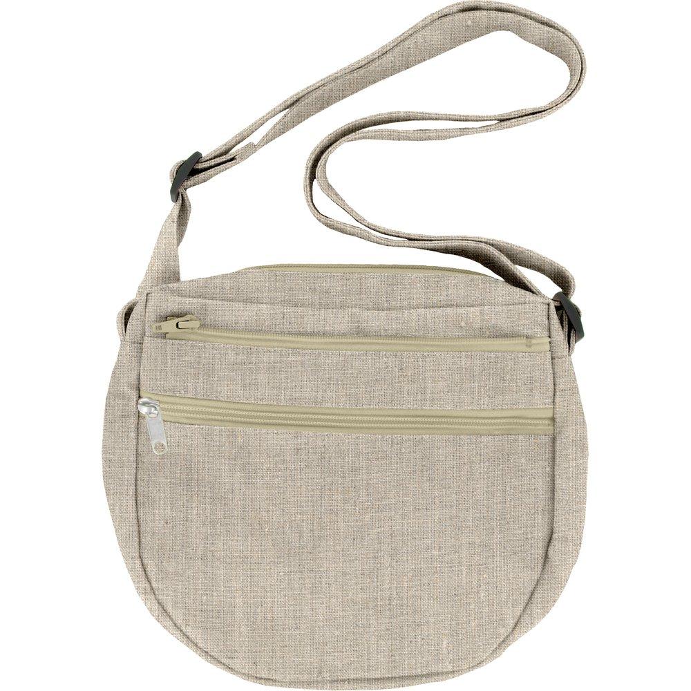 Base sac petite besace lin