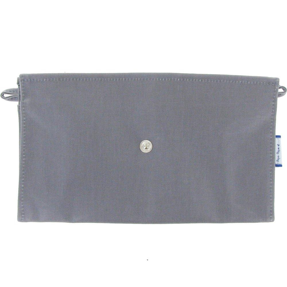 Base compagnon portefeuille gris
