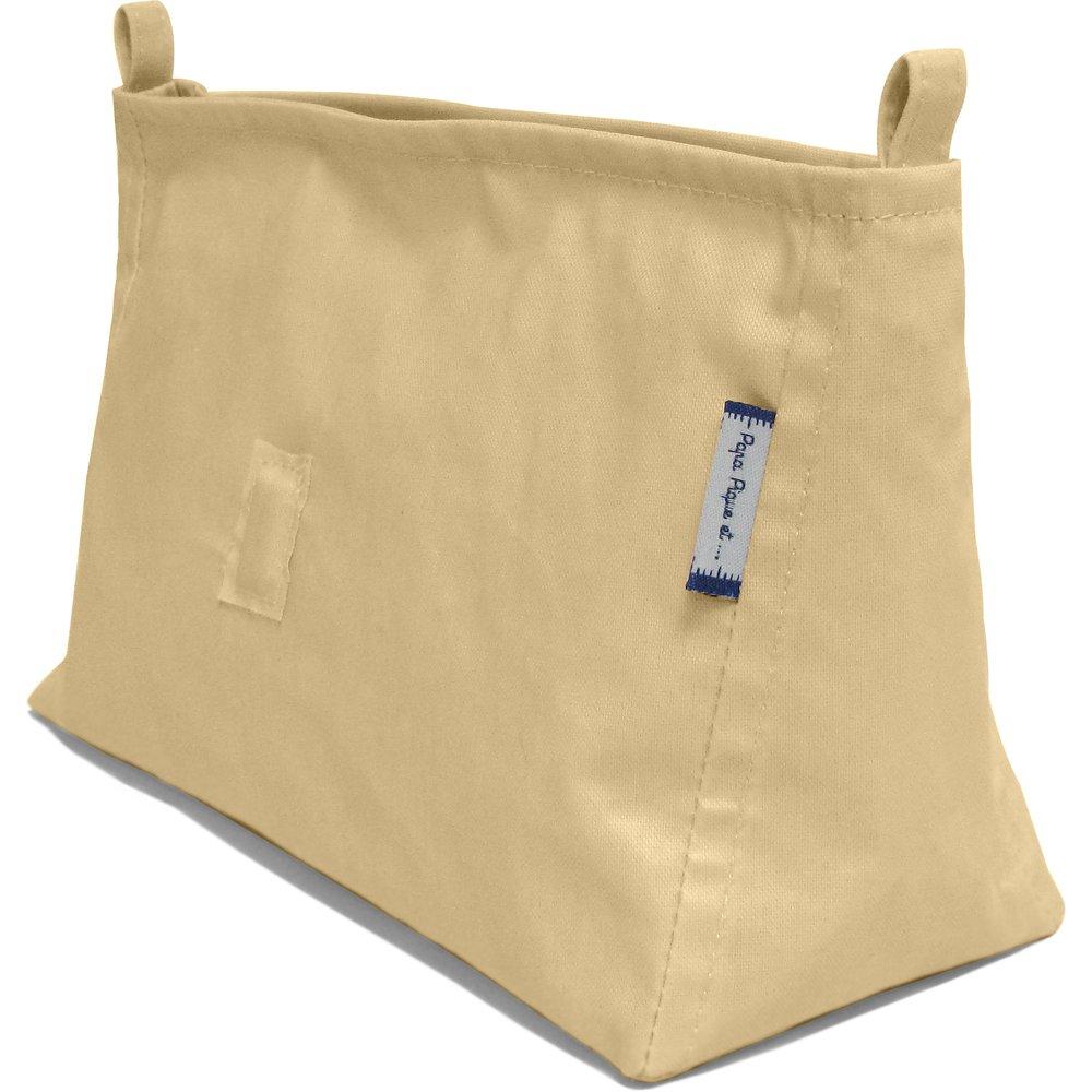 Base of shoulder bag camel