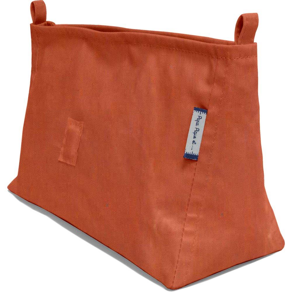 Base of shoulder bag caramel