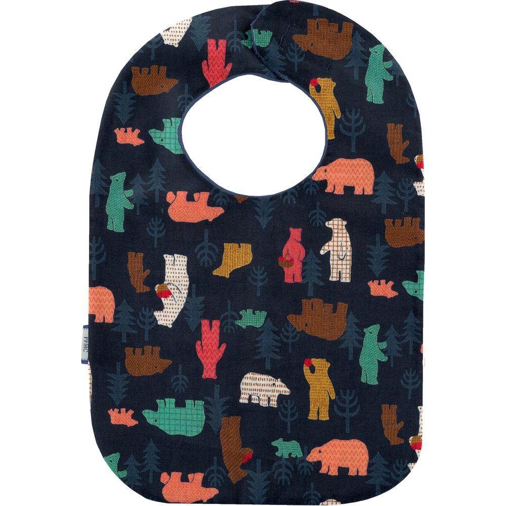 Bib - Baby size grizzly