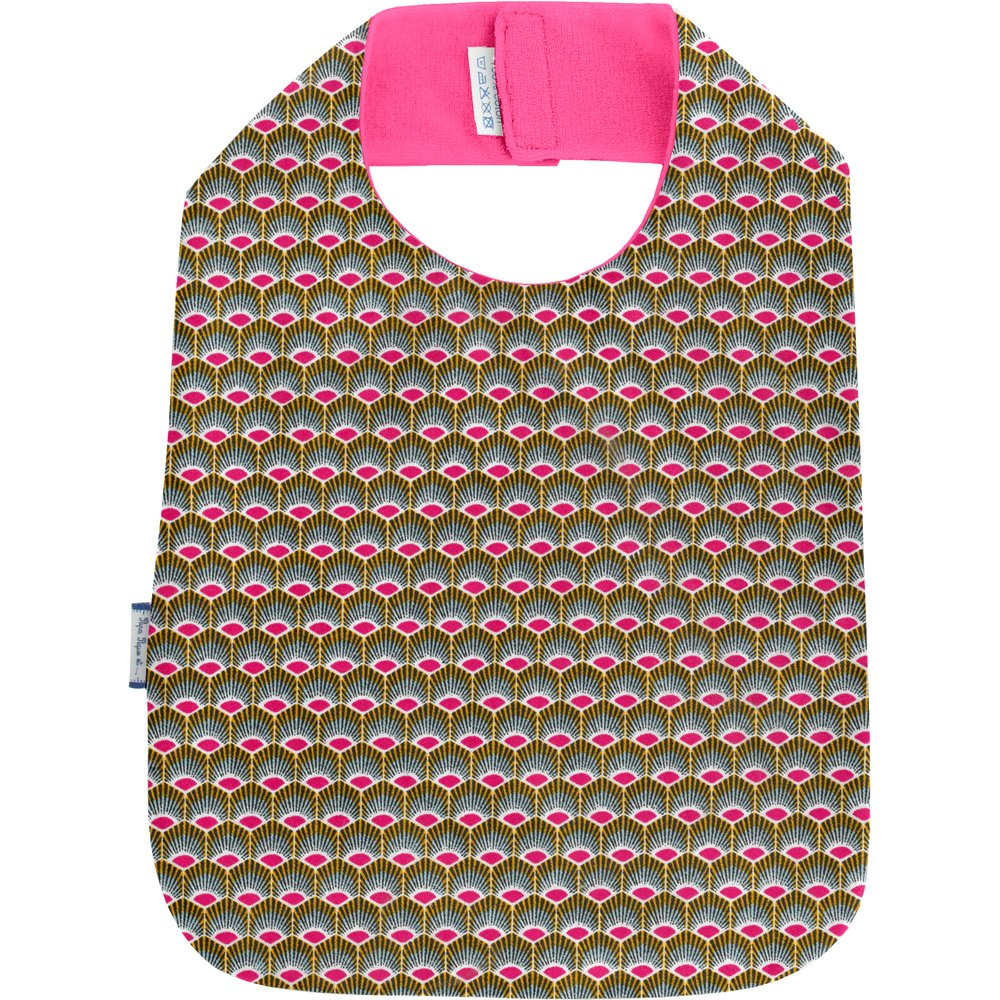 Bib - Child size palmette