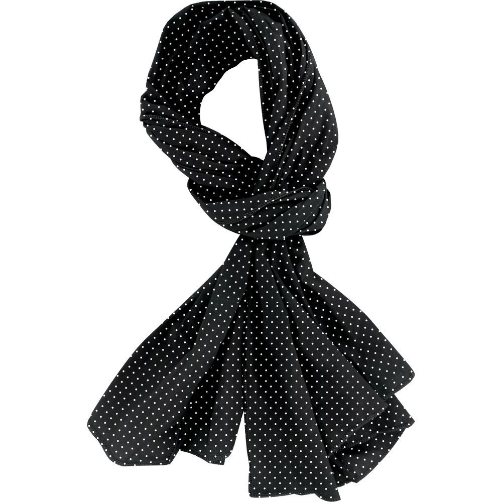 Shawl black spots