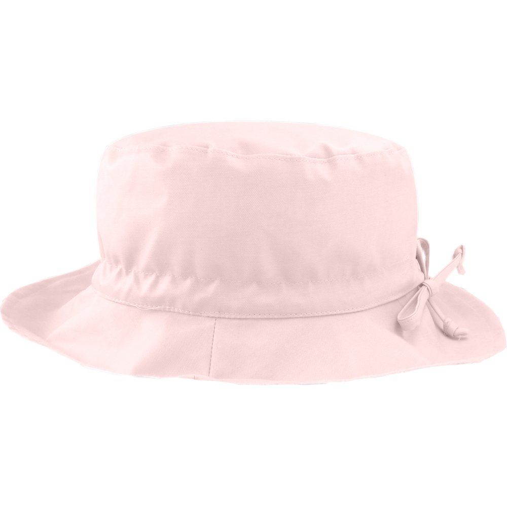 Rain hat adjustable-size 2  light pink