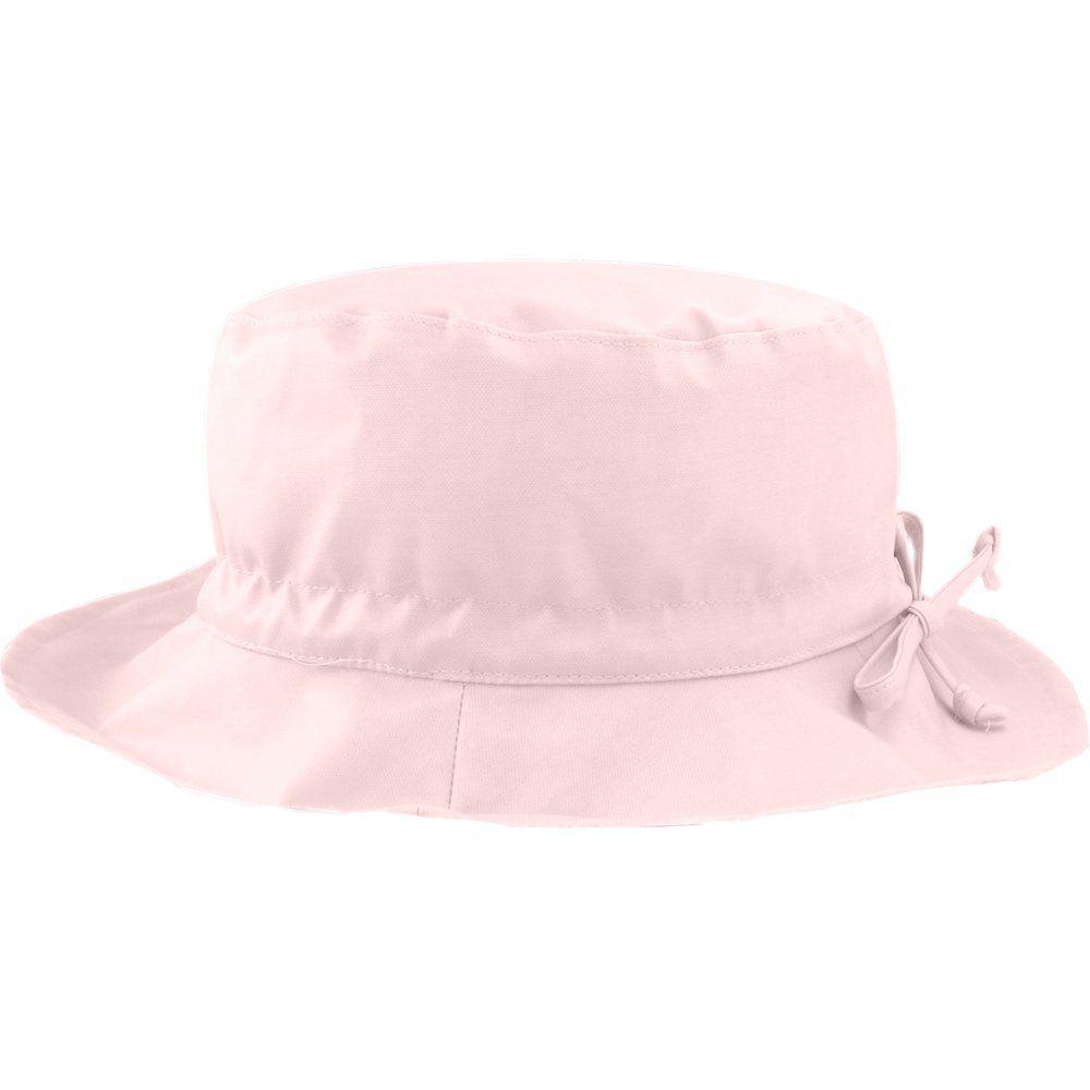 sombrero de lluvia ajustable T2  rosa oxford