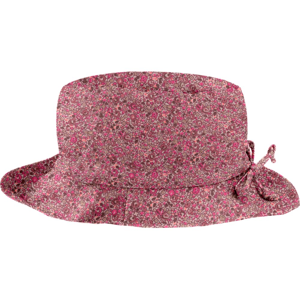 Rain hat adjustable-size T3 plum lichen