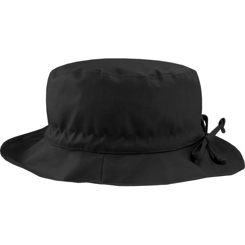 Rain hat adjustable-size T3 black
