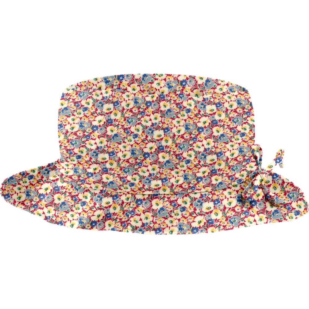 Chapeau pluie ajustable T3 oeillets jean