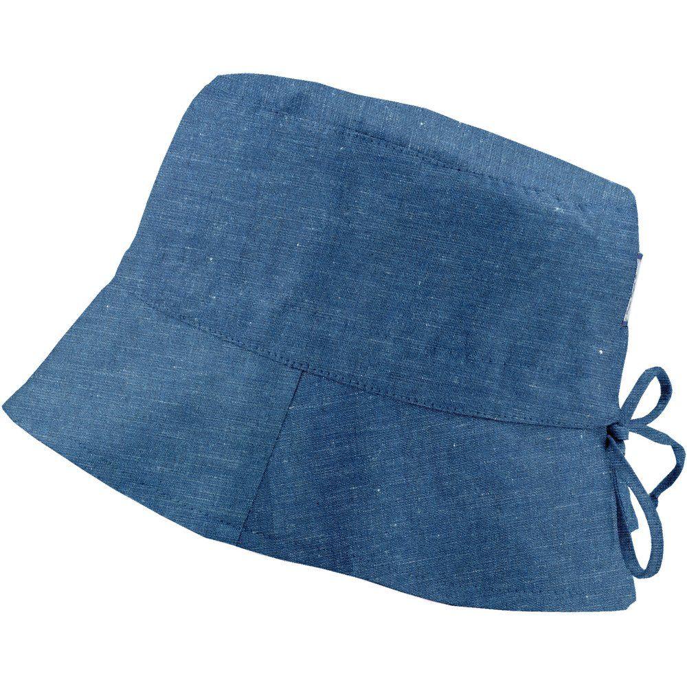Chapeau de soleil ajustable T1 à T2 jean fin
