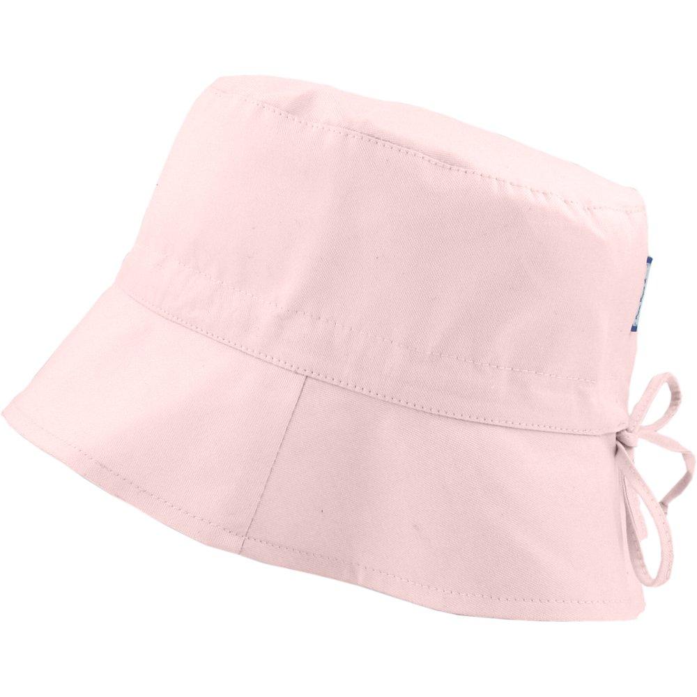 Chapeau de soleil ajustable T1 à T2 uni rose ox